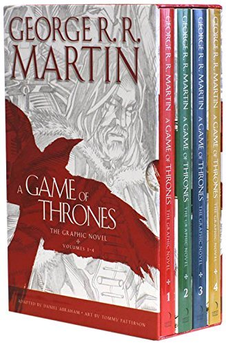 A Game of Thrones (The Graphic Novels Volume 1-4) by George R.R. Martin (2016-01-14)