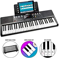 Upto 40% off on Rockjam Keyboards and Electric Guitars