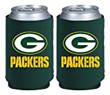 packers can holder - NFL Green Bay Packers Magnetic Kolder Kaddy, 2-Pack, Green