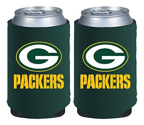 Green Bay Packers Koozie Packers Koozie Packers Koozies