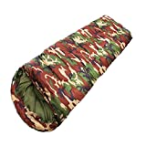 George Jimmy Summer Camping Hiking Outdoor Sleeping Bags Accessories Mats Quilts- Camo