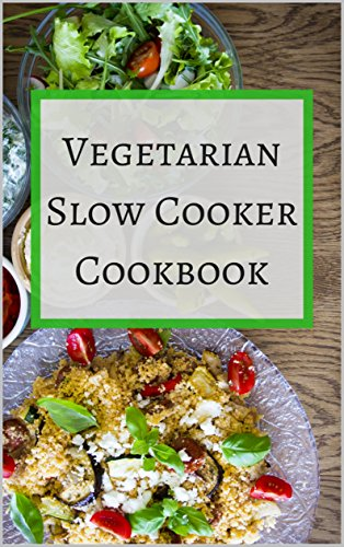 Vegetarian Slow Cooker Cookbook by Kathy Jenkins