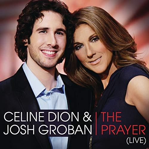 Prayer Folder - The Prayer (LIVE Duet with Josh Groban)