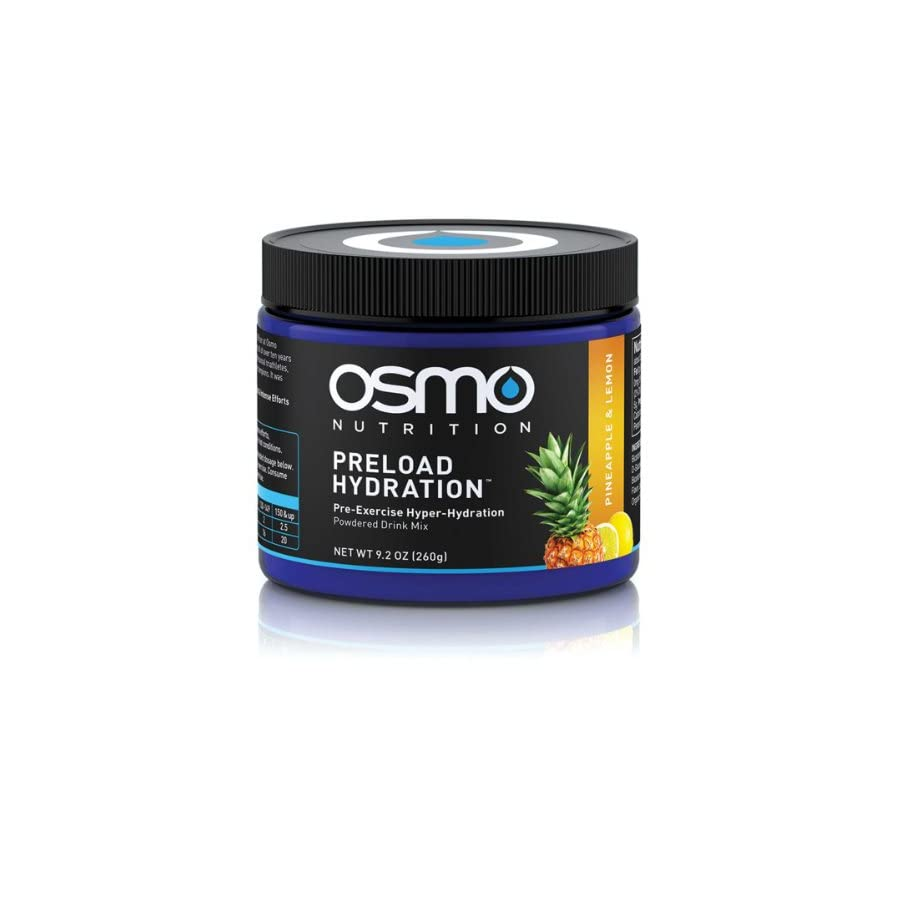 Osmo Nutrition Men's PreLoad Hydration 20 Servings