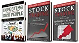 Stock Trading Theory: The Ultimate Beginners Bundle for Starting Trading Stocks - Investing Is Not Only For Rich People & Stock Trading For Beginners & ... Money Investing Basics Analysis Strategy)