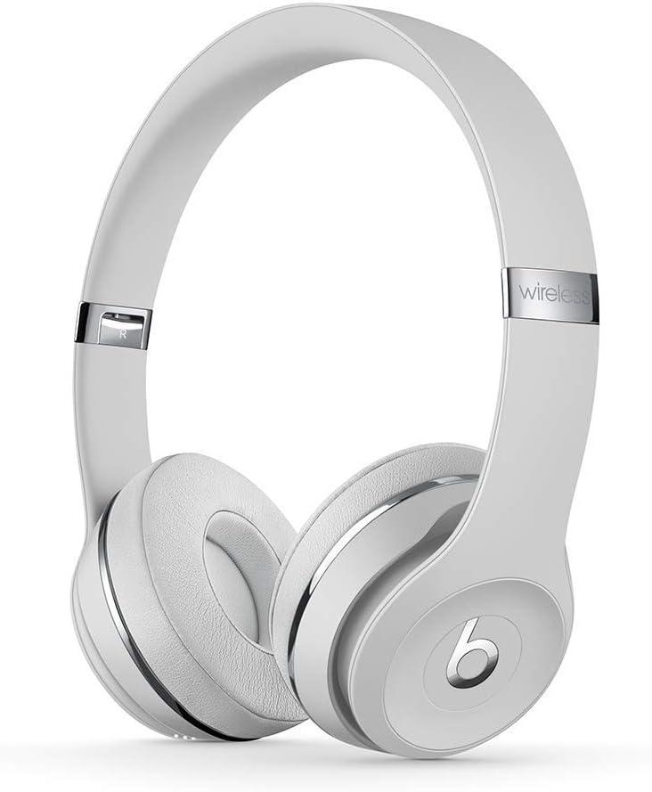 Beats Auriculares Beats Solo3 Wireless, Plata Satén