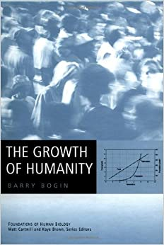 Book Growth of Humanity (Foundation of Human Biology)