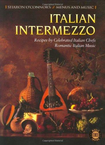 Italian Intermezzo (Menus and (Traditional Menu Card)