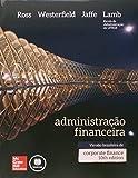 capa de Administração Financeira