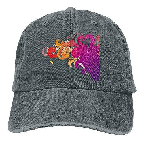 Cowgirl Cap Sport JHDHVRFRr Cowboy Men for Hats Skull Women Denim Hat Color Pattern x0FwCpfq