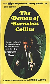 Book Demon of Barnabas Collins