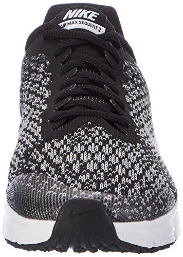 Zapatillas Running Trail De Nike Air Max Para metallic dark Multicolor Grey black Niños Sequent gs 001 Silver 2 xXq81