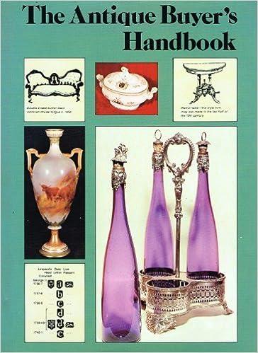 Antique Buyers Handbook Peter Cook 9780947889258 Amazon Com Books