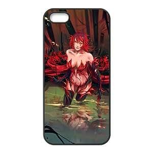 iphone5 5s Black phone case Zyra league of legends LOL5722975