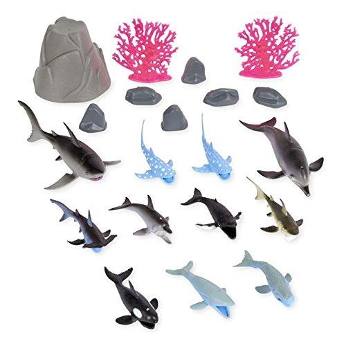 Animal Planet Ocean Collection 20 pieces Animal Plenet
