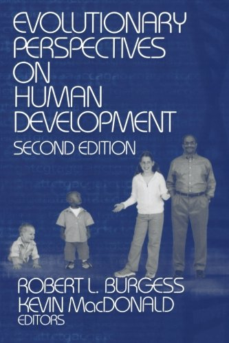 Book cover from Evolutionary Perspectives on Human Development by Kevin MacDonald