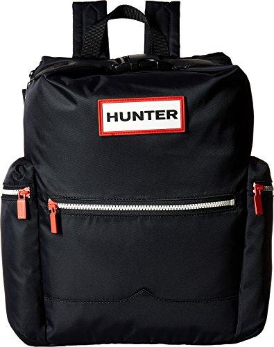 Hunter Boots Men's Original Nylon Backpack, Black, One Size by Hunter