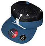 NIKE Jordan Baseball Cap Youth Boys 8/20 Two Tone, Elephant Print Snapback