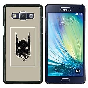 Eason Shop / Premium SLIM PC / Aliminium Casa Carcasa Funda Case Bandera Cover - Película Hombre carácter cómico cartel - For Samsung Galaxy A5 ( A5000 ) 2014 Version