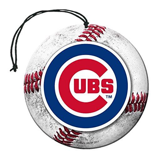 Buy team promark chicago cubs air freshener set 3 pack