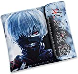 YOYOSHome® Tokyo Ghoul Anime Kaneki Ken Cartoon Cosplay Purse Wallet Clip (Tokyo)