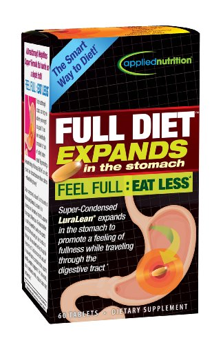 Diet Nutrition Appliquée complet, 60 Count