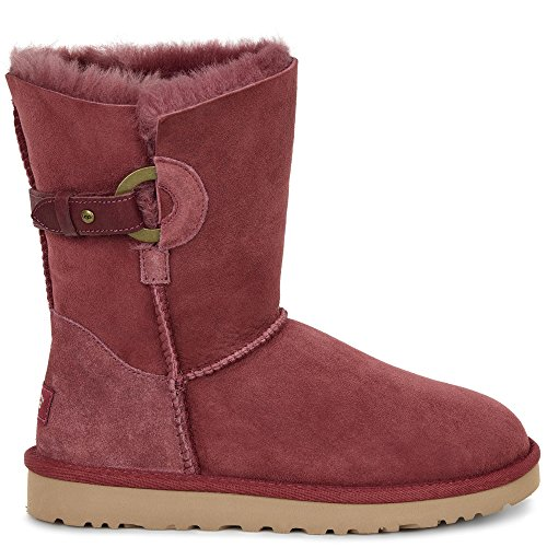 Women's UGG Burgundy UGG Nash Women's E5w6qIpw