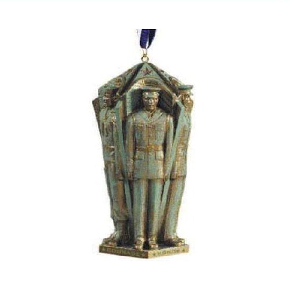 482a455349ef0 Amazon.com  Hallmark Ornament 2004 Those Who Serve Military  Home   Kitchen