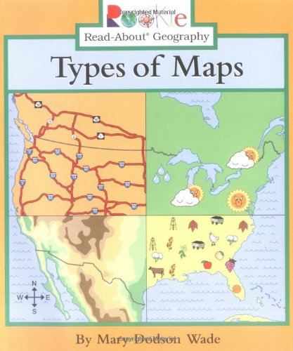 Kinds Of Maps Amazon.com: Types of Maps (Rookie Read About Geography  Kinds Of Maps