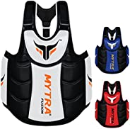 Mytra Fusion Chest & Belly Protector Body Shield Body Armor Body Pad Body Protector Chest Ribs and Belly P