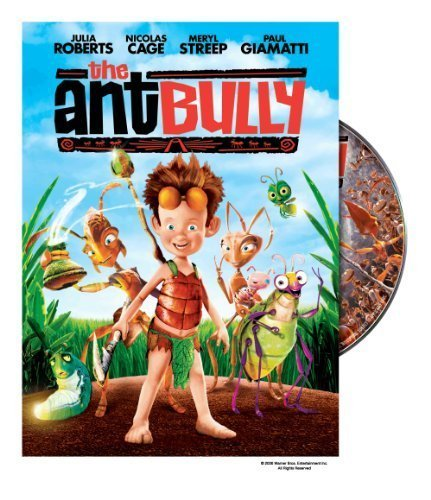 The Ant Bully (Full Screen Edition) by Warner Home Video by John A. Davis