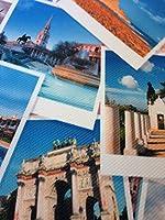 LaVelaHOME Alfombra Cocina 52 x 240 Tarjetas Playa Vacaciones ...