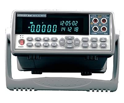 VICTOR 8245 Automatic Measurement VFD Display Bench-Type DMM Digital Multimeter 220mV~1000V 220?A~10A 22nF~220mF 220?~22M? 20Hz~2MHz