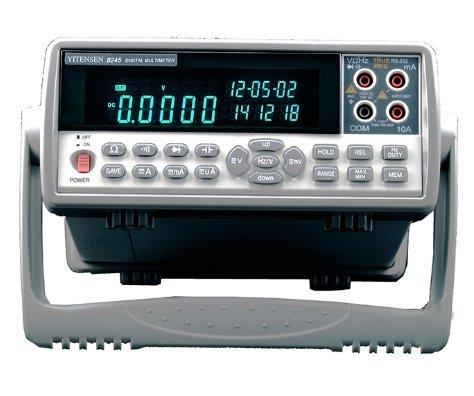 VICTOR 8245 Automatic Measurement VFD Display Bench-Type DMM Digital Multimeter 220mV~1000V 220μA~10A 22nF~220mF 220Ω~22MΩ 20Hz~2MHz
