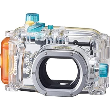 Canon WP-DC35 PowerShot S90 Carcasa submarina para cámara ...
