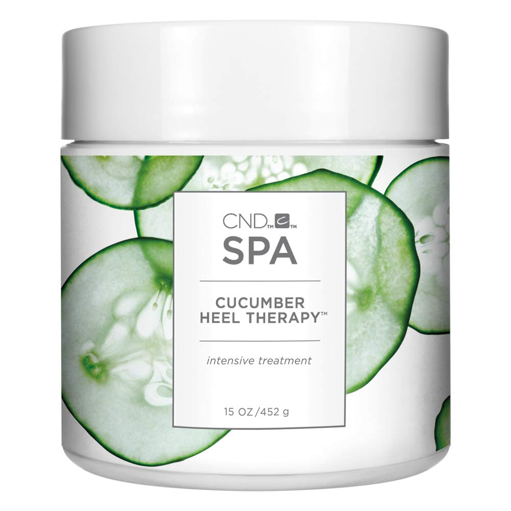 CND Spa Cucumber Heel Therapy Intensive Treatment, 15 Ounce