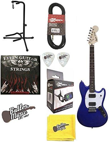 fender-squier-bullet-mustang-hh-imperial-blue-w-effin-strings-more