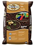INTERNATIONAL MULCH COMPANY NS8RW Redwood Ground Cover, 0.8 cu. ft.