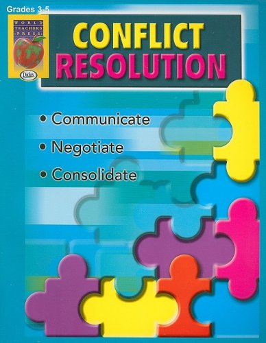 Conflict Resolution, Grades 3-5 (Conflict Resolution - Resolution Certificate