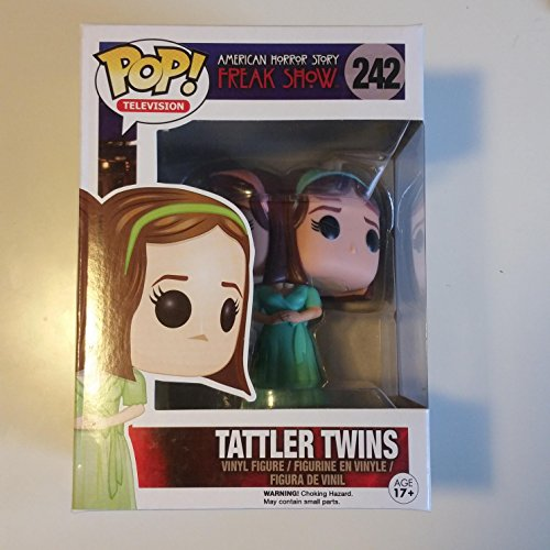 Funko POP TV American Horror Story- Season 4 - Tattler Twins Vinyl Figure by FunKo