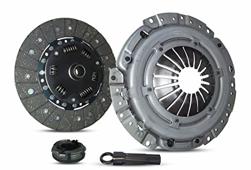 Clutch Kit Works With Vw Golf Gti Jetta Glx Passat Corrado SLC GLX MV GL GTI VR6 CAMPER VAN CL 1992-2002 2.5L l5 2.8L V6 GAS SOHC Naturally Aspirated (12 - Glx Vr6 Passat