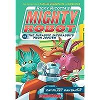 Ricky Ricotta's Mighty Robot vs. the Jurassic Jackrabbits from Jupiter (Ricky Ricotta's Mighty Robot #5) (5)
