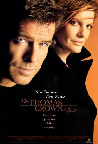 The Thomas Crown Affair POSTER Movie (27 x 40 Inches - 69cm x 102cm) (1999) (Style B)