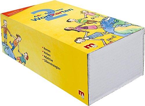 ABC der Tiere 2 – Wortkarten in 5-Fächer-Lernbox