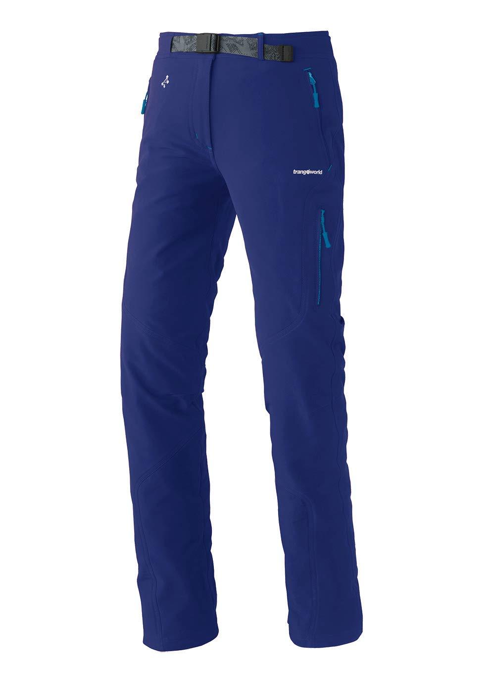 Trangoworld pc007777 – 2 CF-XS Pantalon Long, Femme, Bleu Encre, XS