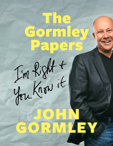 John Gormley Publication