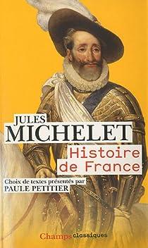 Histoire de France par Michelet