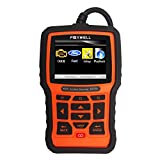 FOXWELL NT510 Automotive OBD II Diagnostic Tool Ford Lincoln Mercury Multi-System Code Scanner with...