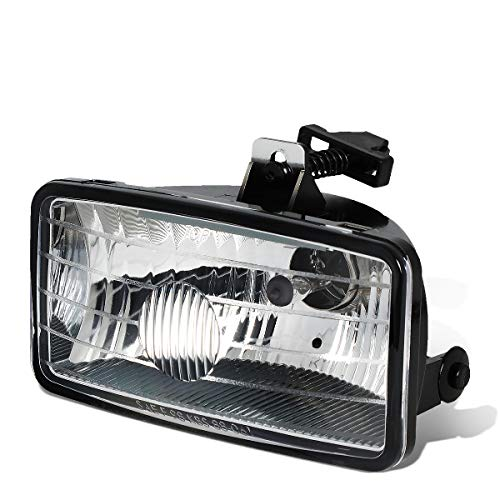 For 99-05 Chevy S10/Blazer Xtreme OE Style Front Bumper Driving Fog Light/Lamp (1Pc Left/Right) ()