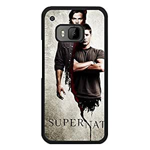 Horror Bloody Pattern Supernatural Phone Case Cover for Htc One M9 Fantasy TV Series Design